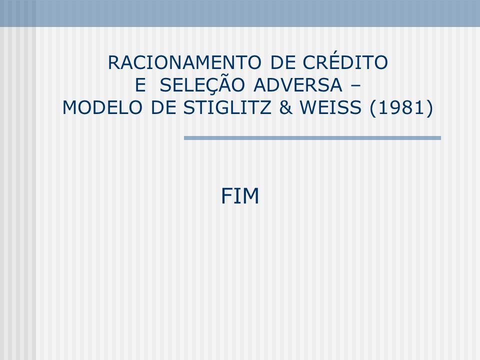 ECONOMIA DA INFORMAÇÃO [UFRGS/FCE] FIM